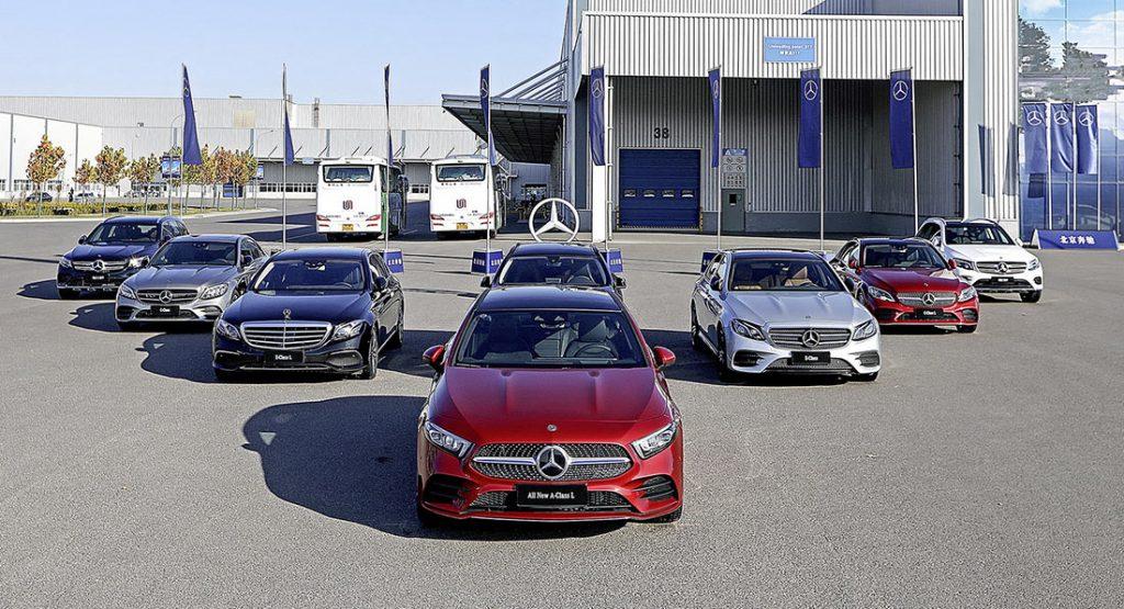Mercedes ogranicza gamę modeli w USA