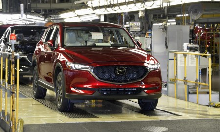 Mazda powraca do pełnej produkcji