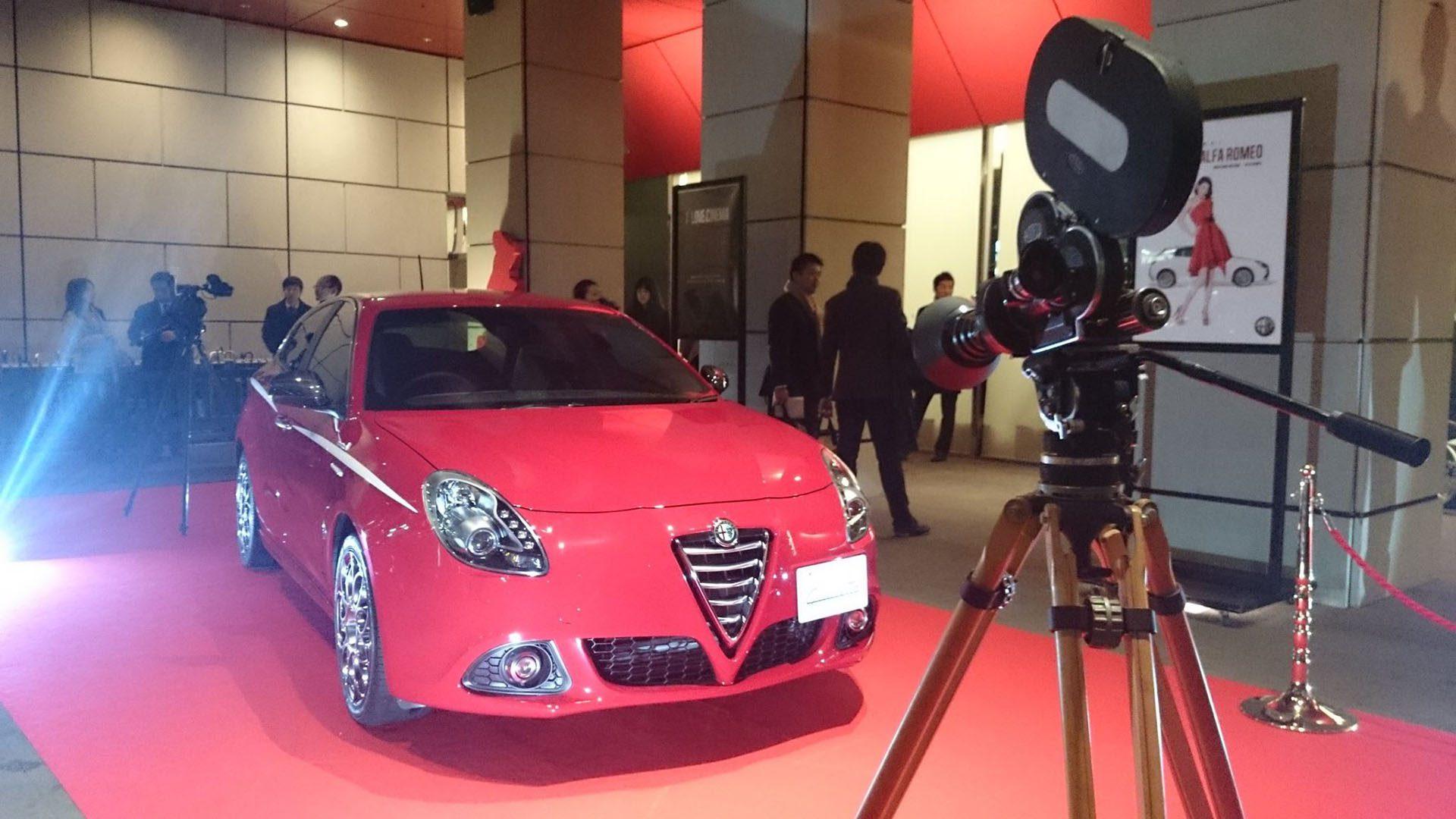Alfa Romeo i Festiwal Filmu i Sztuki Dwa Brzegi