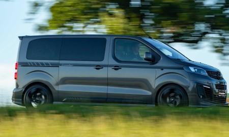 Opel Zafira Irmscher – Kamper na sportowo
