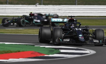 Grand Prix Wielkiej Brytanii – Powtórka Hamiltona