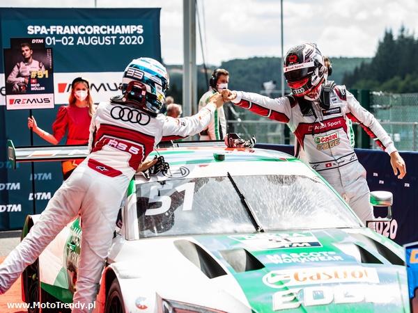 Otwarcie sezonu DTM w Spa pod znakiem Audi