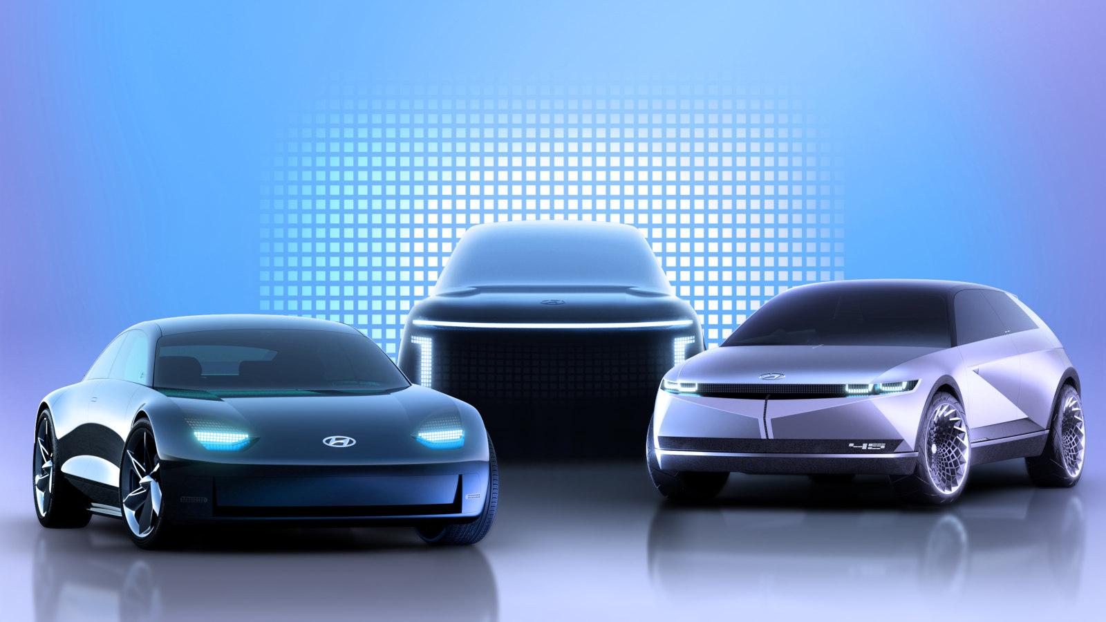 Ioniq – elektryczna submarka Hyundaia