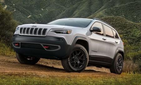 Jeep Cherokee z usterką