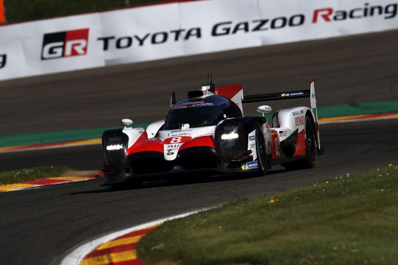 Toyota wraca do rywalizacji w FIA WEC