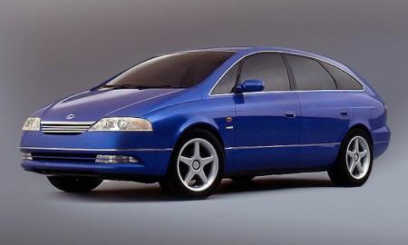 FLV – nieznany concept Toyoty i Lexusa