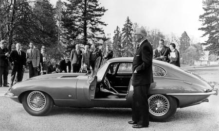 Jaguar świętuje 60. rocznicę powstania E-Type w specjalnej edycji