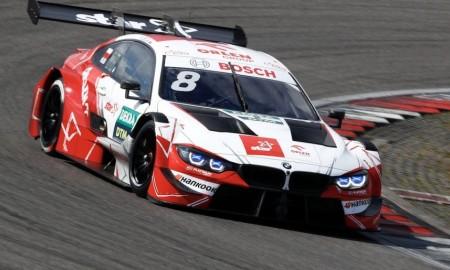 Kubica ponownie 13. na koniec weekendu DTM