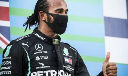 Kolejny triumf Hamiltona w Barcelonie