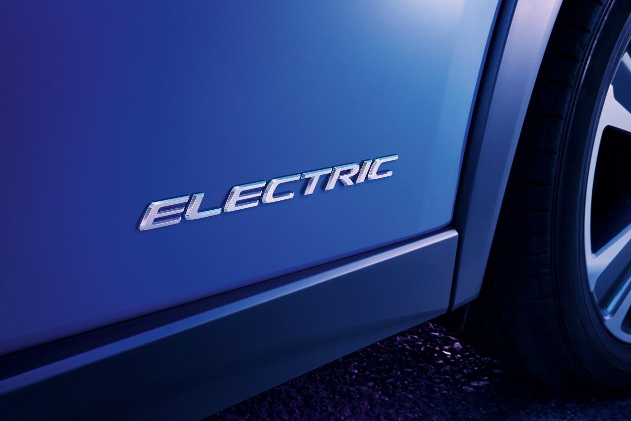 Lexus szykuje kolejny samochód elektryczny?