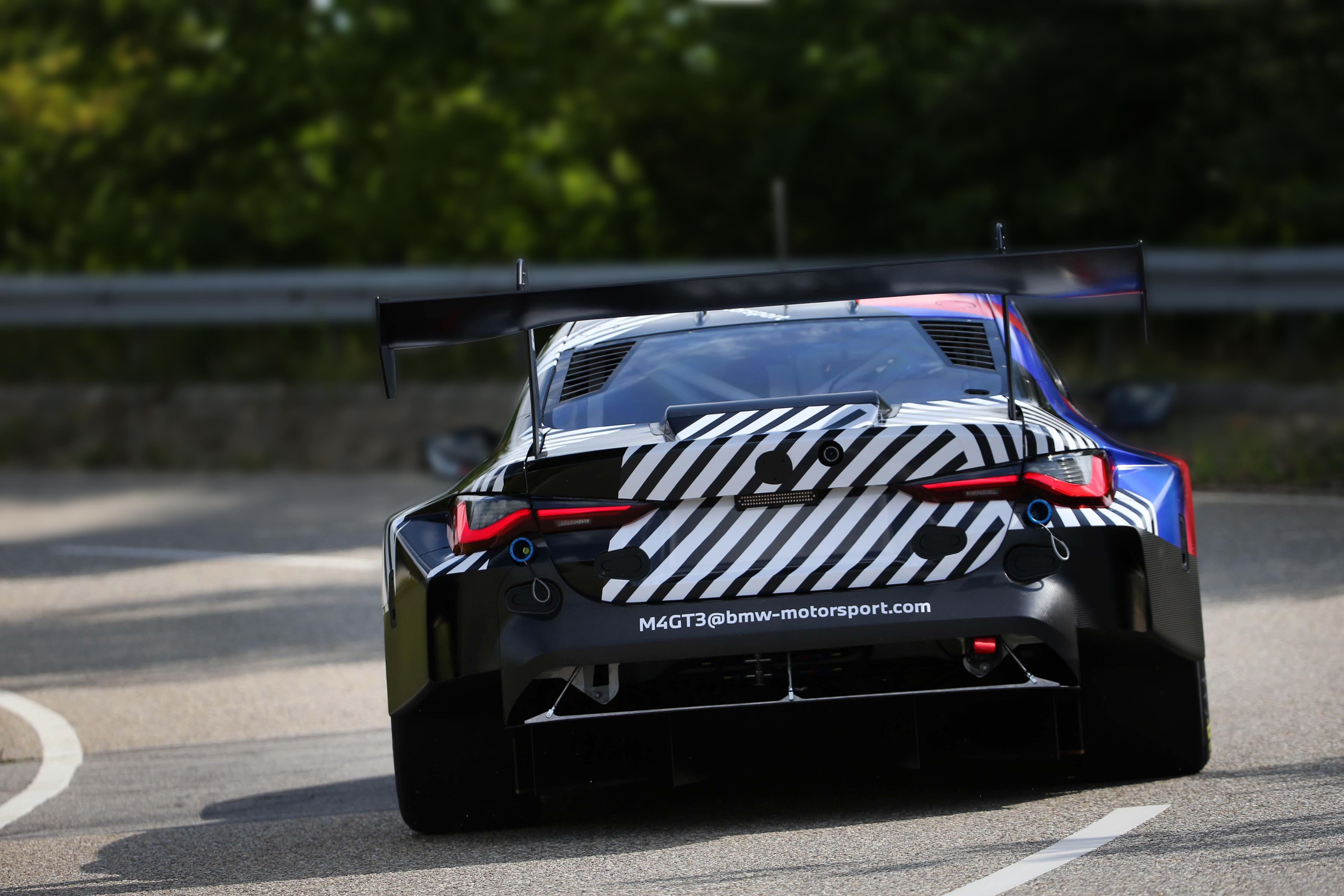 BMW M4 GT3 – Po raz pierwszy na torze