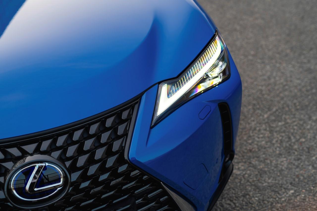 LBX – kolejny crossover Lexusa?