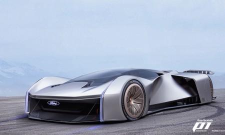 Team Fordzilla P1 – hipersamochód z wirtualnego świata