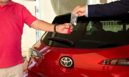 Toyota sprzedała w Europie 3 mln hybryd