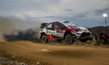 Toyota wraca do walki o rajdowe mistrzostwo świata