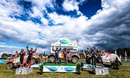 Stephane Peterhansel zwycięzcą Wysoka Grzęda Baja Poland