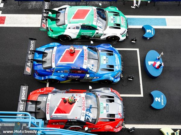 DTM w Assen - Dominacja Audi w Assen
