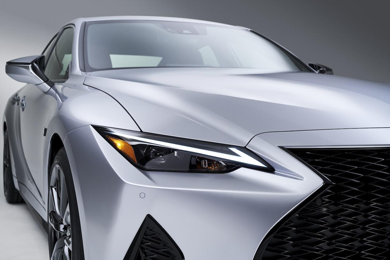 Nowy sportowy sedan Lexusa jeszcze w tym roku?