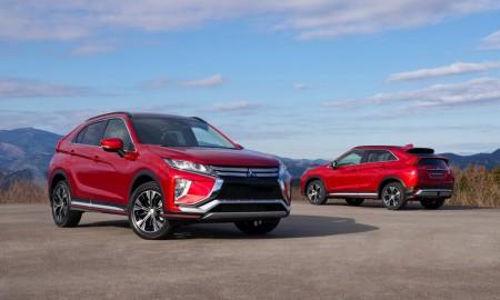 Mitsubishi Eclipse Cross w dwóch nowych wersjach