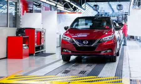 Nissan Leaf nr 500 000