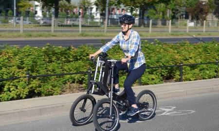 Nowy rower dla osób niepełnosprawnych