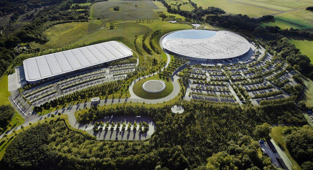 McLaren chce sprzedać swoją siedzibę