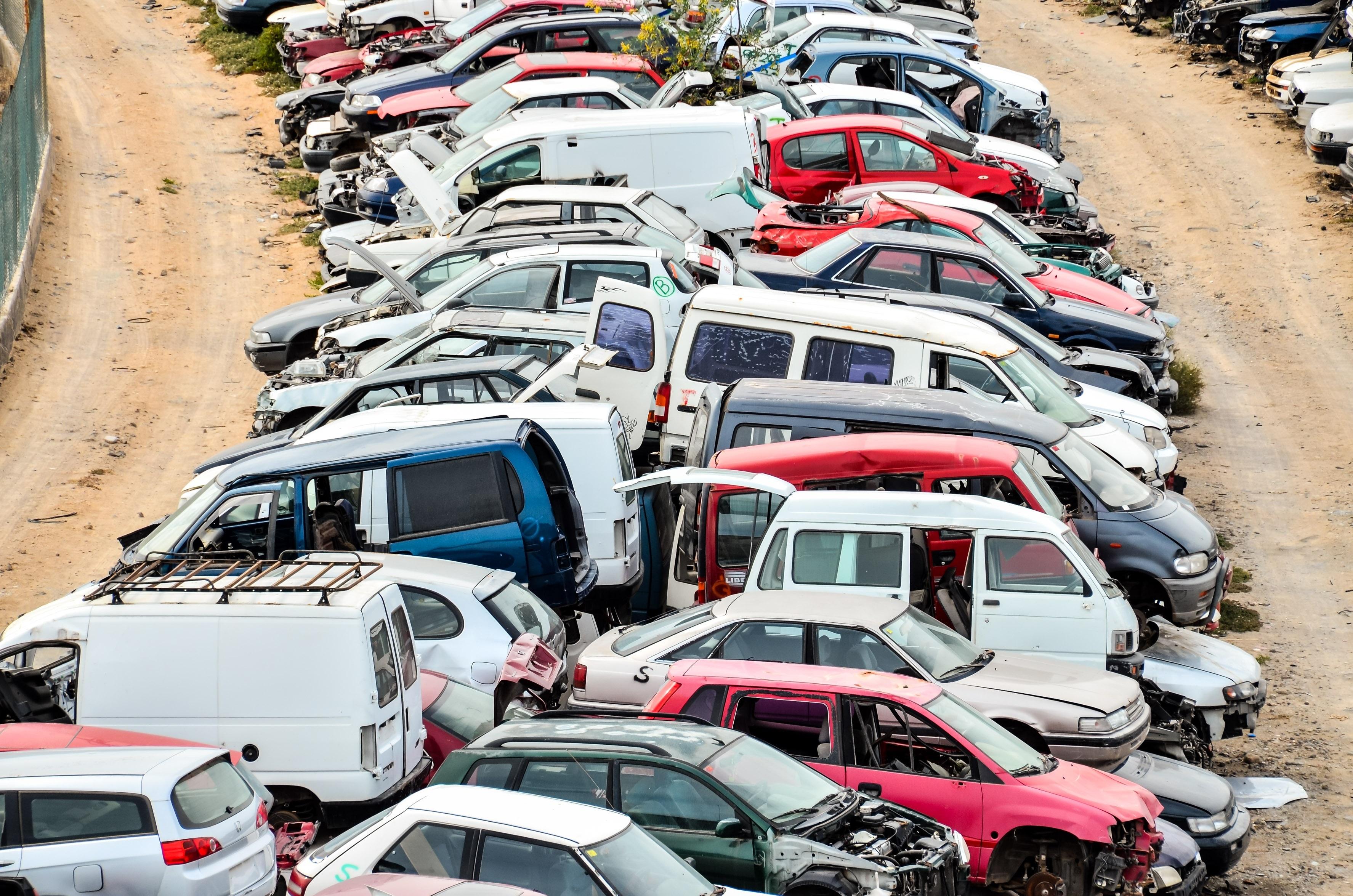 Polska utylizatorem aut z Zachodu