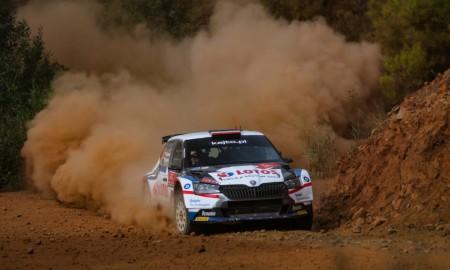 Kajetanowicz i Szczepaniak wygrywają Rajd Turcji w WRC3