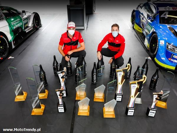 Audi z tytułem mistrza