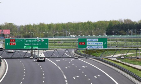 Inwestycje infrastrukturalne w Warszawie