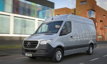 Mercedes Sprinter - Możliwe zwarcie i pożar