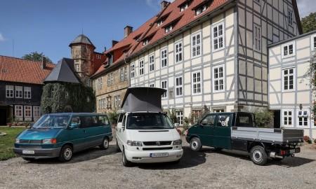 1990 - 2020: 30 lat Volkswagena Transportera T4