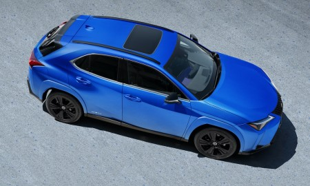 Lexus UX w nowej wersji