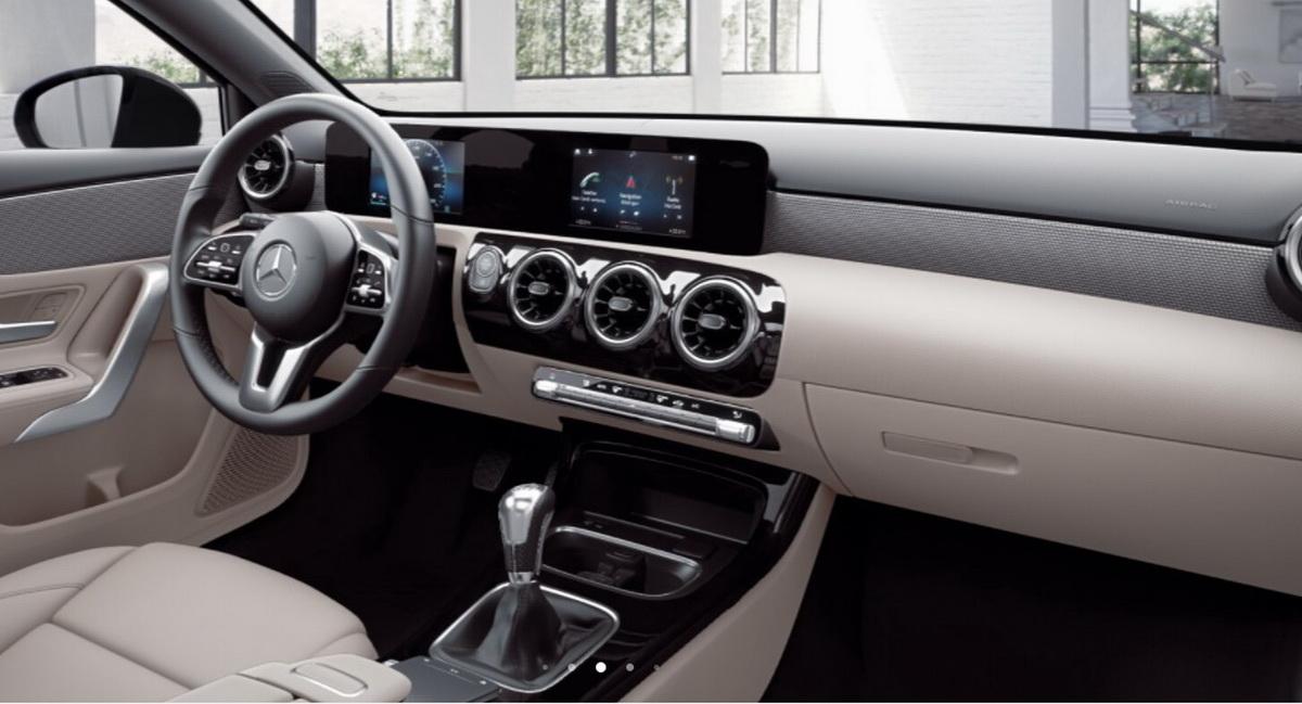 Mercedes rezygnuje z manualnych skrzyń biegów