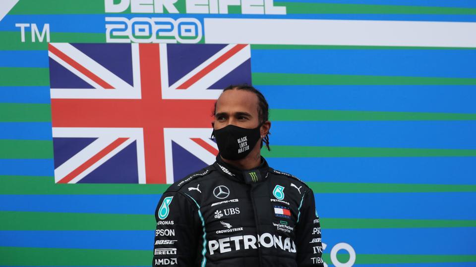 Lewis Hamilton z rekordem