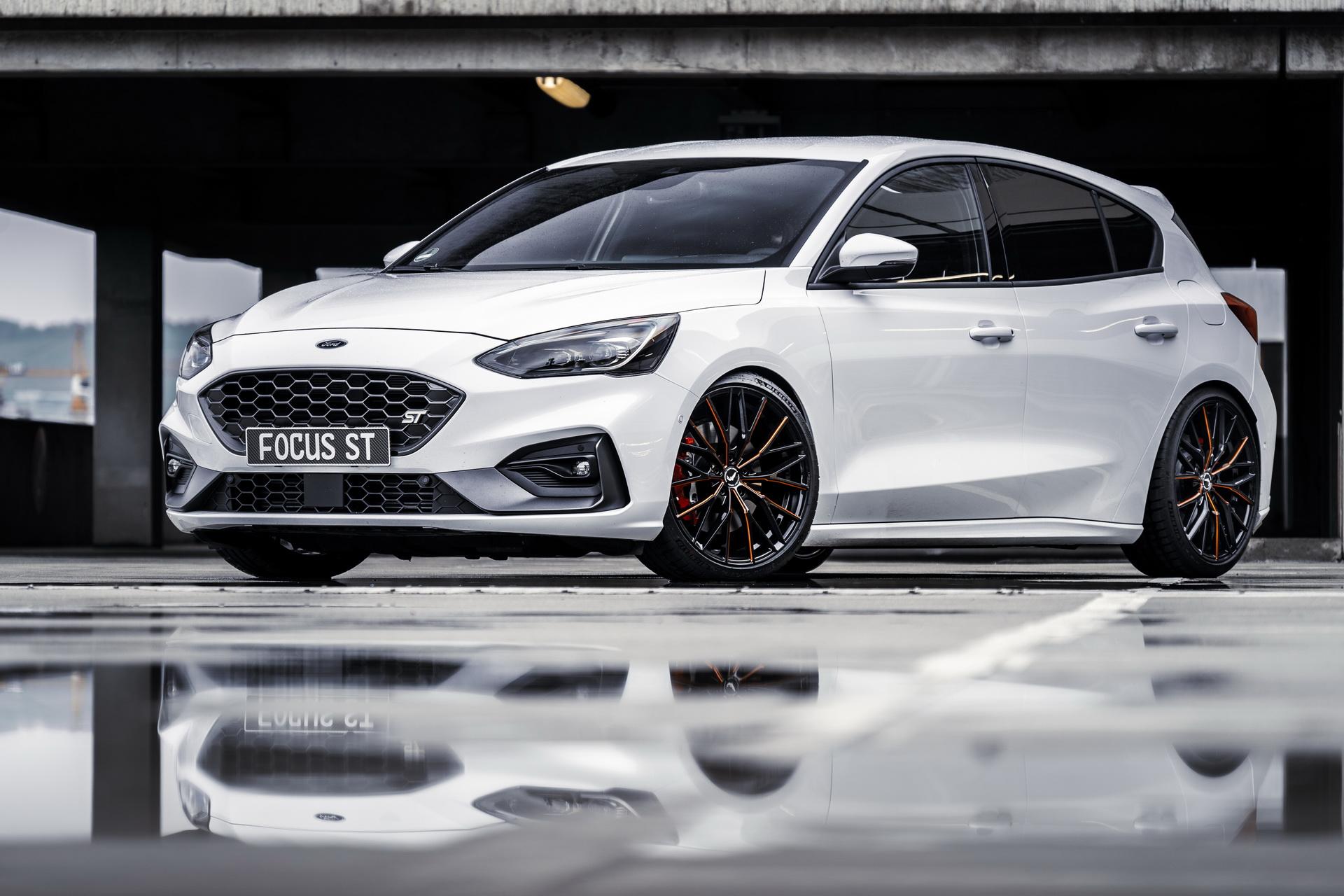 Ford Focus ST – liczy się wygląd