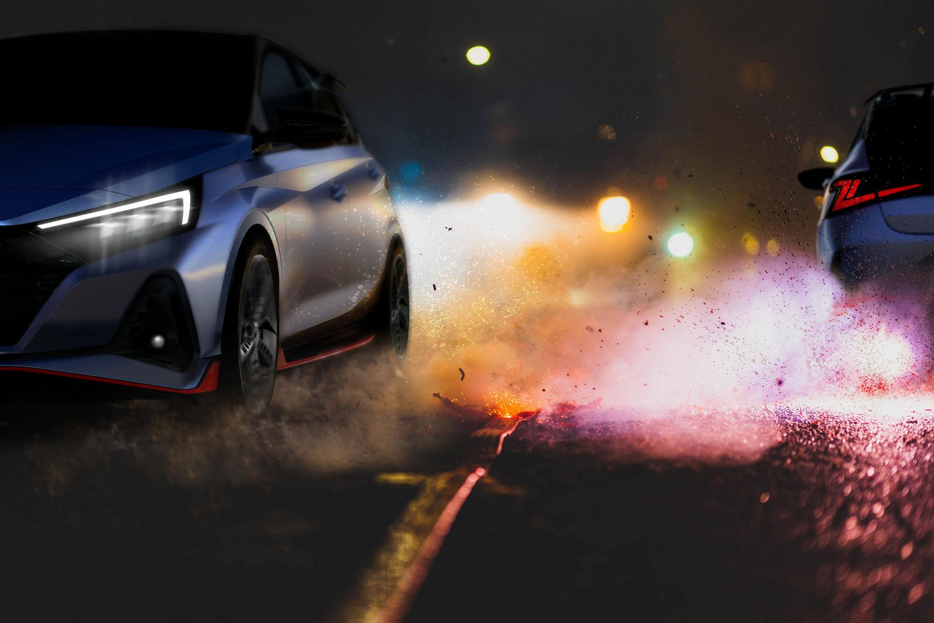 Hyundai i20 N – zwiastun
