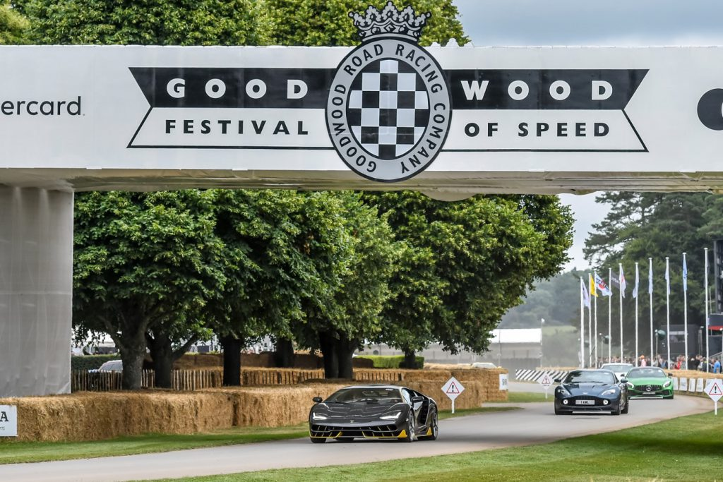 Goodwood SpeedWeek już w ten weekend
