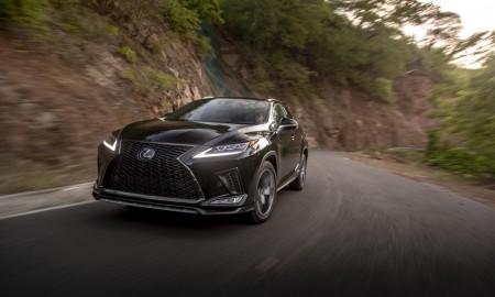 Lexus RX z hybrydą plug-in wkrótce w Europie?