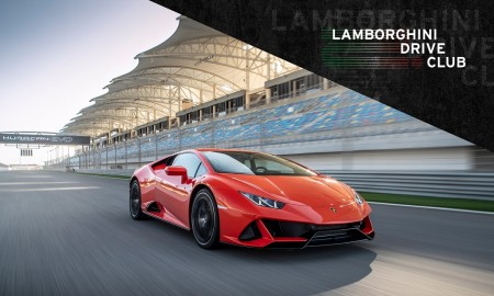 Lamborghini Drive Club na torze Silesia Ring