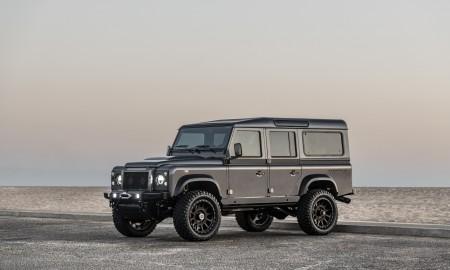 Land Rover Defender Himalaya – Angielski brutal