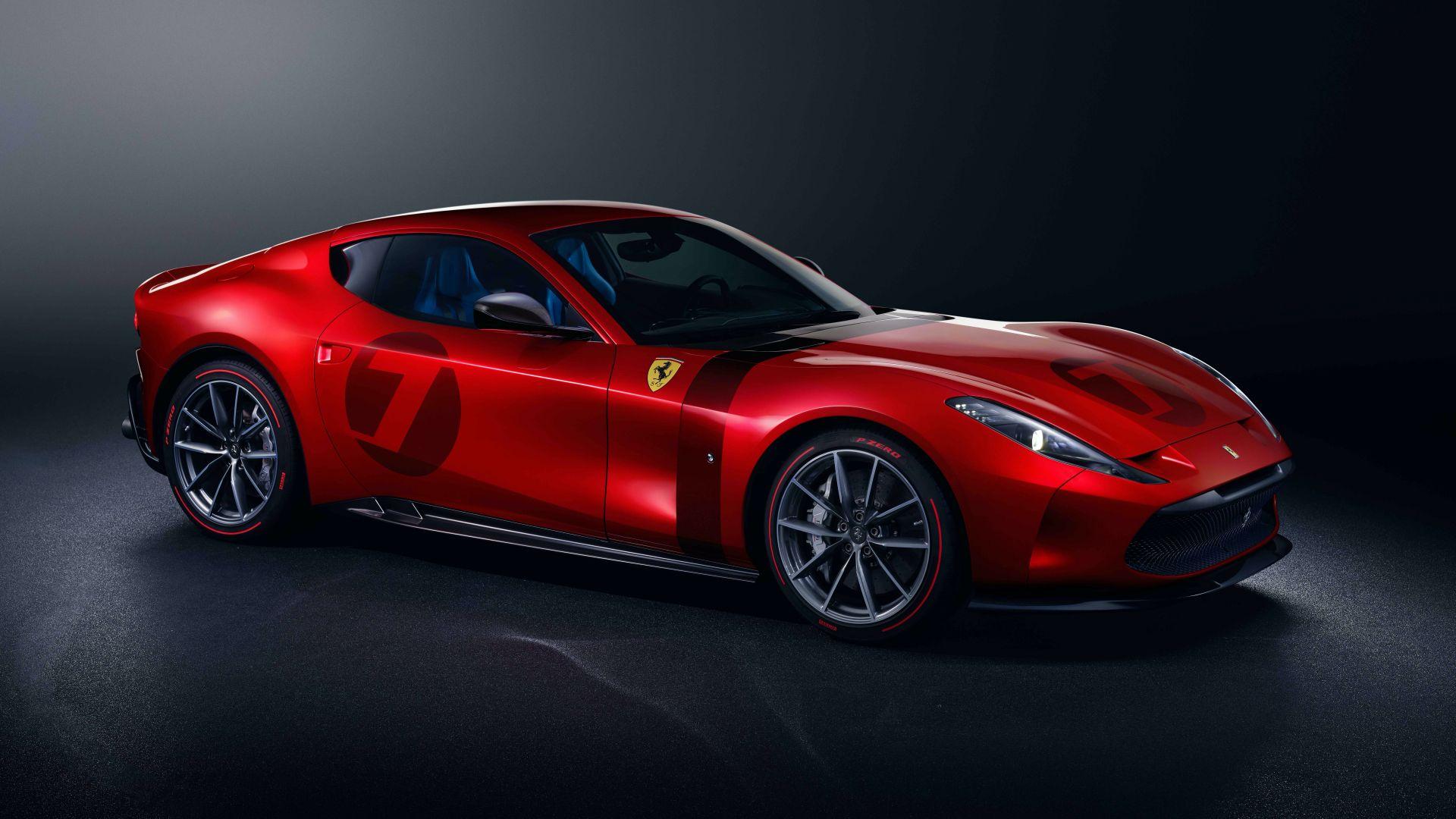 Ferrari Omologata – Tylko jeden