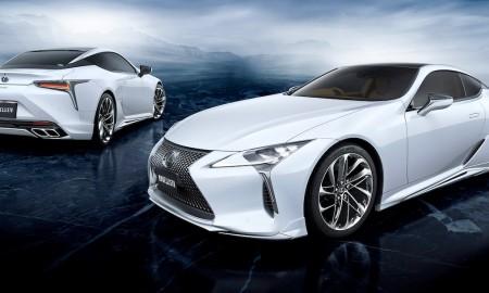 Modellista tuninguje Lexusa LC