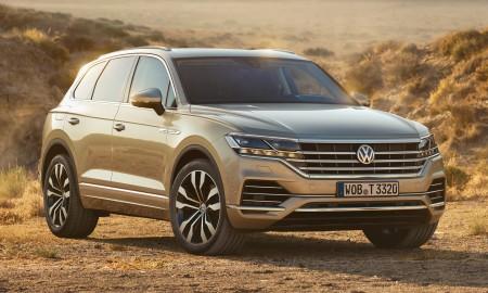 VW Touareg – problem z pasem bezpieczeństwa