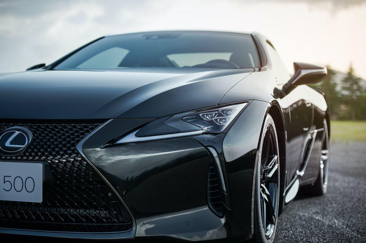 Lexus LC w specjalnej wersji
