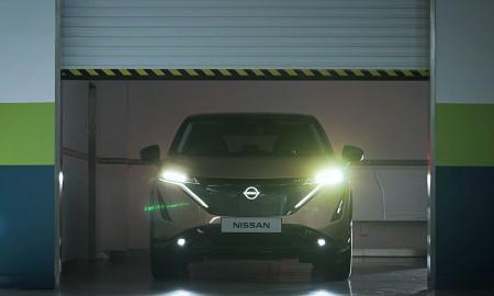 Nissan Ariya dotarł do Europy