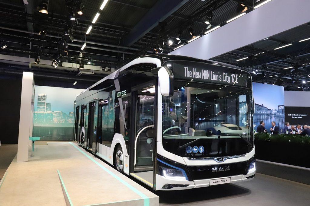 Polska liderem w produkcji autobusów elektrycznych