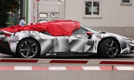 Ferrari SF90 Spider gotowe na lato
