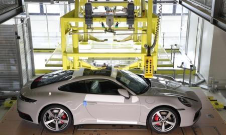 Zobacz jak powstaje Twoje Porsche