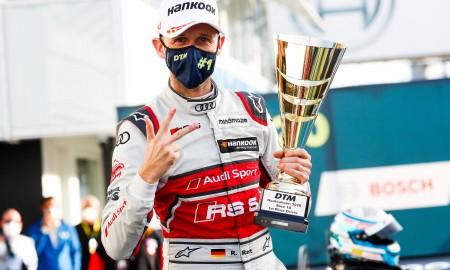 René Rast mistrzem DTM sezonu 2020
